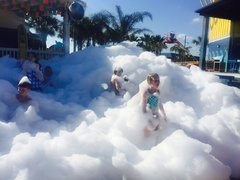 Foam Party Machine (Foam Machine Only)