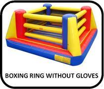 Bouncy Boxing Ring (without gloves)