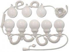 Tent Globe Lights (string of 8 lights)