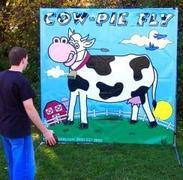 Cow Pie Fly Carnival Game