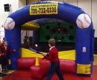 Inflatable T-Ball Carnival Game