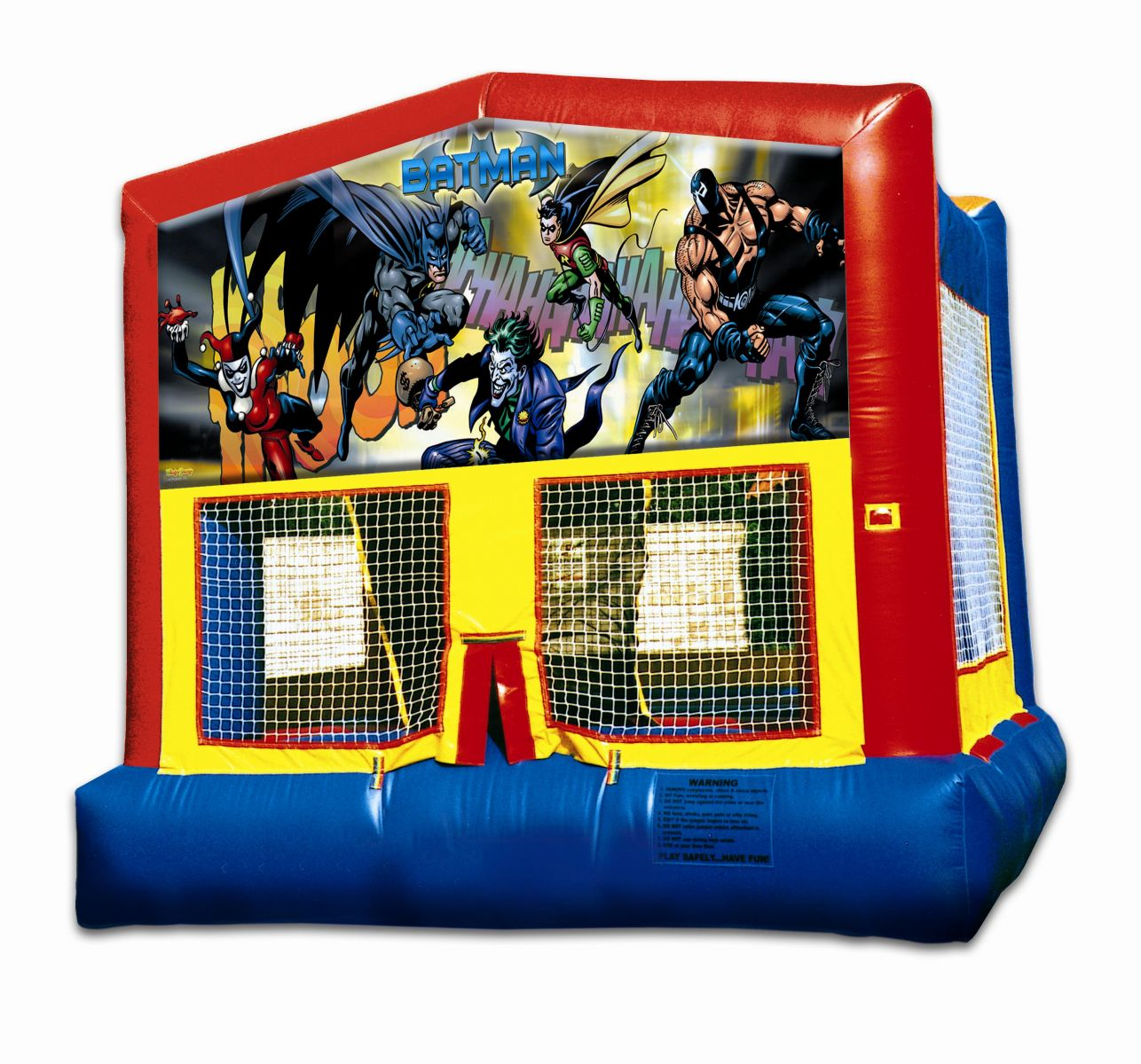 Batman-bounce-house-rental-maine-new-hampshire