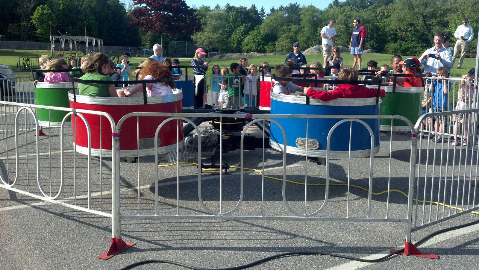 Maine carnival and amusement rides