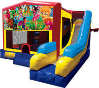 fairy-bounce-and-slide-combination-rental-new-hampshire