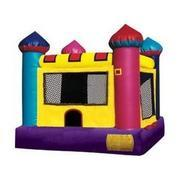 Mini Indoor Castle Bounce