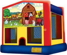 Barnyard Bounce House