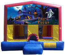 Haunted House Bounce House