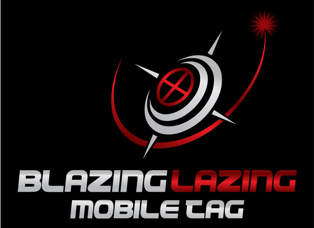 Blazing Lazing Mobile Tag