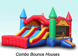 Tampa Bounce House Rentals and Water Slide Rentals