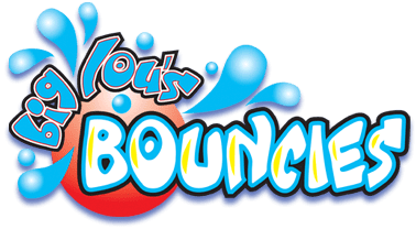 Big Lou's Bouncies Logo