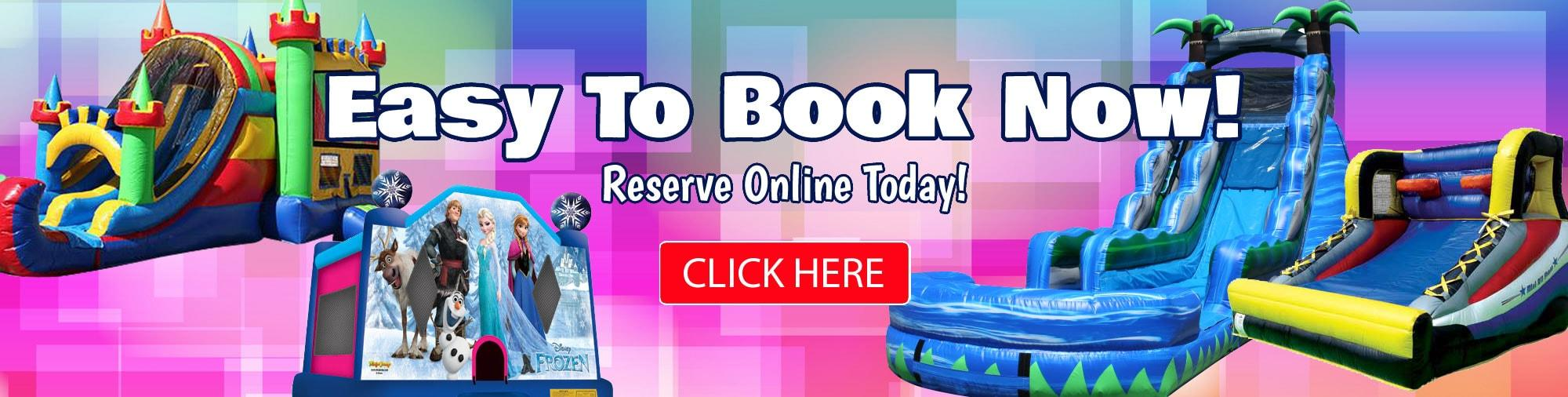 Online Rental Reservations
