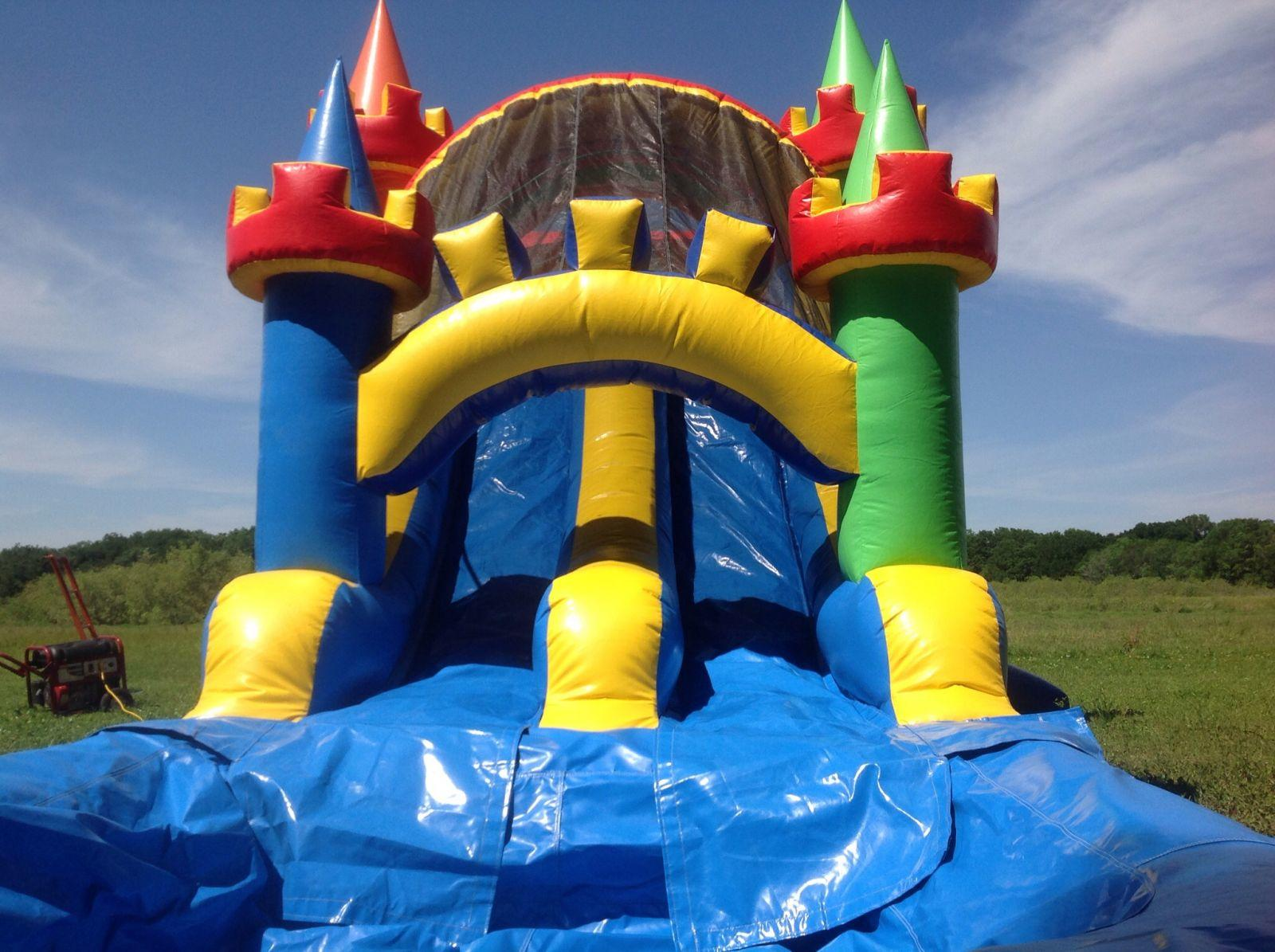 Obstacle course bounce house rental Tampa