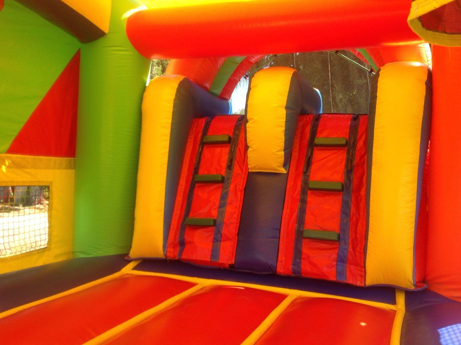 Obstacle Course Bounce House Rental