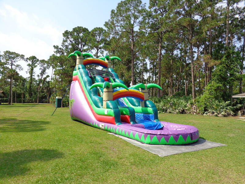 Tampa Water Slide Rentals