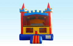 2n1 OPEN Modular Bounce House