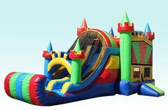 5n1 Amazing Water Combo Bounce House Rental