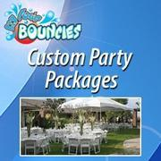 Custom Party Packages