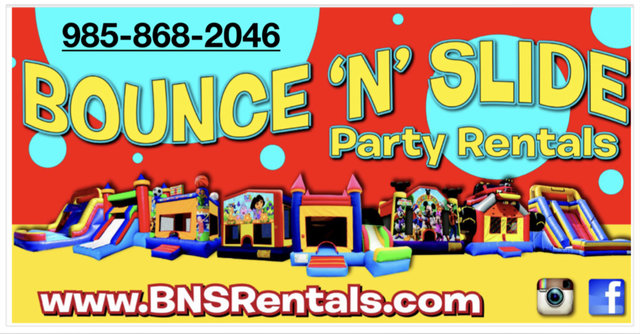 Bounce N Slide Party Rentals