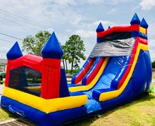 18ft Big Top Water Slide