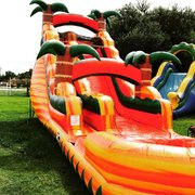 18ft Fiesta Waterslide