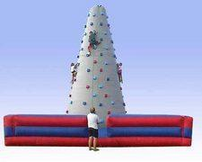 26ft Inflatable Rock Wall