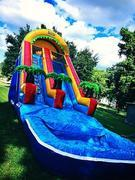 20ft Jungle Waterslide