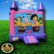 Dora Girly Castle