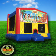 Luau 15x15 Bouncer