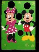 Bean Bag Toss - Minnie & Mickey