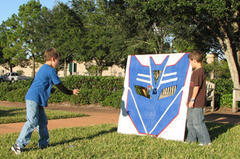 Bean Bag Toss- Transformers