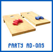 Party Add Ons