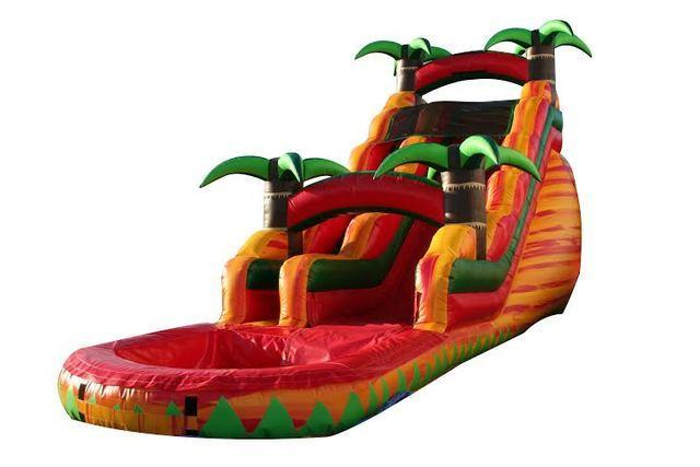 Fiesta Water Slide Summer Package