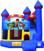 Paw Patrol Castle Combo (Dry Only)