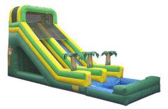 19 Ft Tropical Slide(NEW)