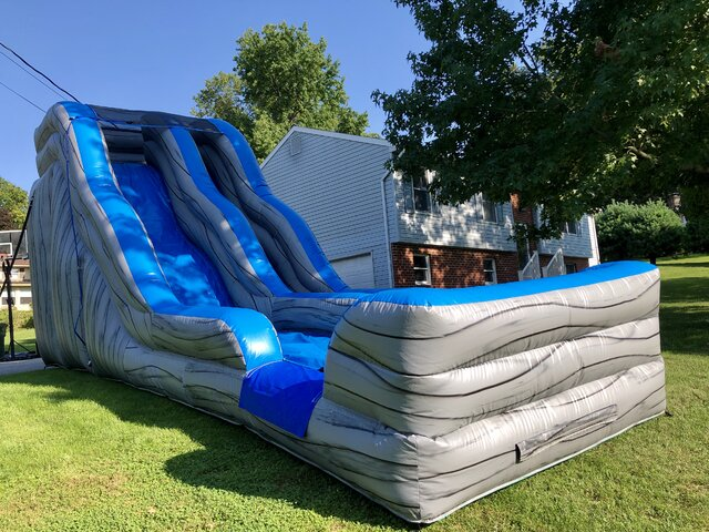 WET  16 FT Water Slide