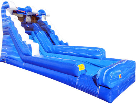 Tidal Wave Water Slide - Available April 1, 2019