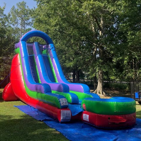 18Ft Monster Water Slide Rental