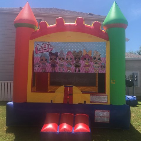 LOL Bounce House Rental