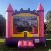 Princess Alabama Bounce House Rental