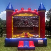 Alabama Castle Bounce House Rental