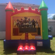 Fortnite Bounce House Rental