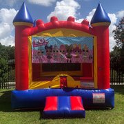LOL Castle Bounce House Rental