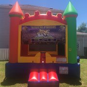 LSU Bounce House Rental