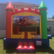 Lion King Bounce House Rental