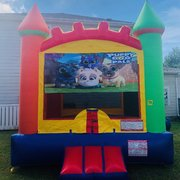 Puppy Dog Pals Bounce House Rental