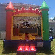 Saints Bounce House Rental