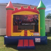 Spider-Man Bounce House Rental