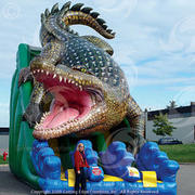King Croc Dual Lane 28 ft