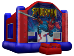 Spiderman Jumper