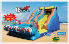 15 ft Kahuna Jr Slide